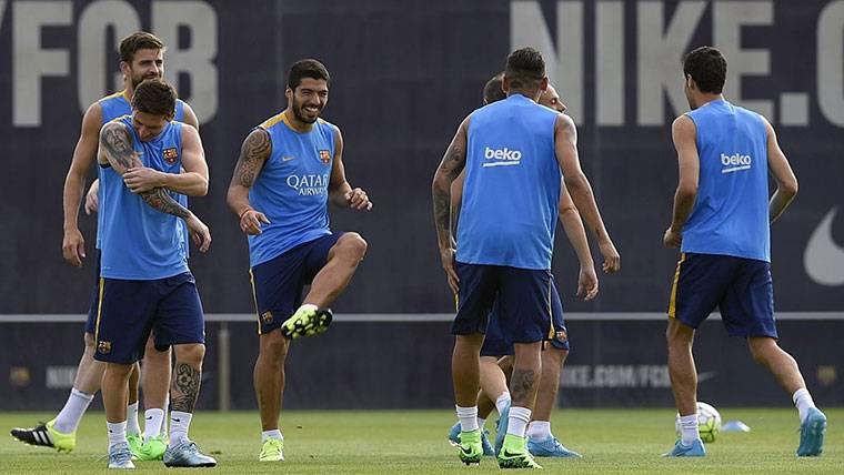 Se agotan las vacaciones de los internacionales del Barça