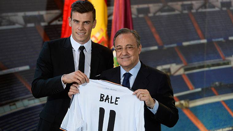 Sin Cristiano Ronaldo y sin fichajes, Gareth Bale apunta a ser el 'galáctico' del Real Madrid