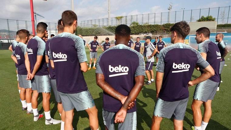 BAJA: El Barça anuncia una baja de última hora para la gira americana
