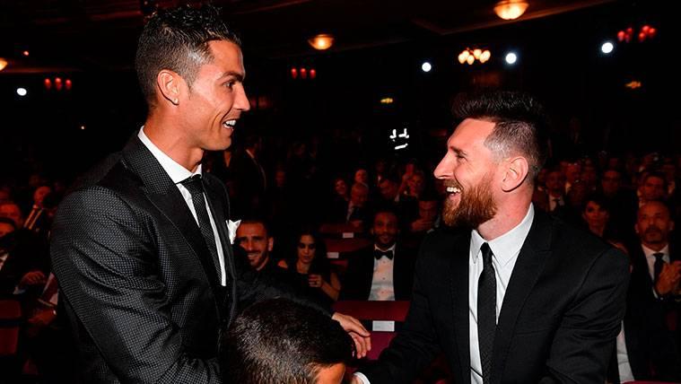 Leo Messi y Cristiano Ronaldo, en una lista para el 'FIFA The Best' con algunas sorpresas