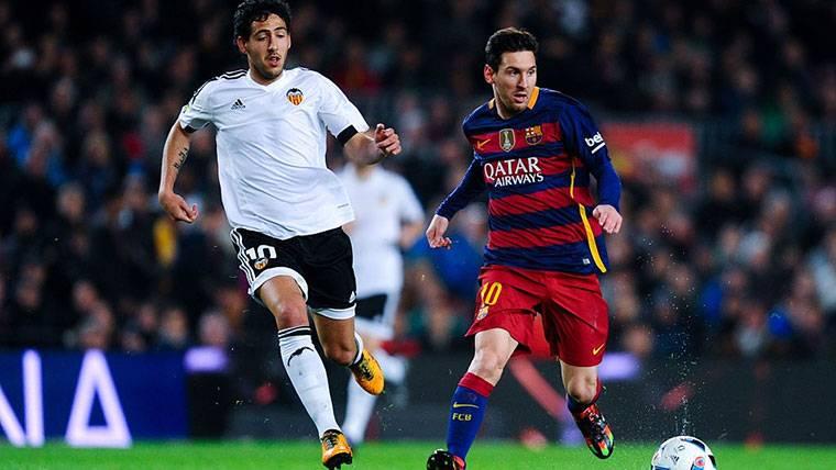 Dani Parejo ya tiene un precio definido para el FC Barcelona