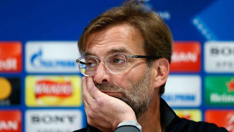 Tremenda 'rajada' de Jürgen Klopp contra Sergio Ramos