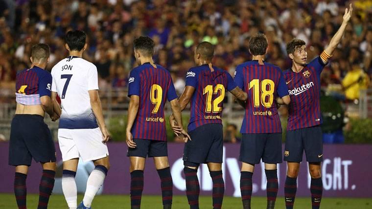 LÍDER: Sergi Roberto, el capitán 'polifuncional' del FC Barcelona
