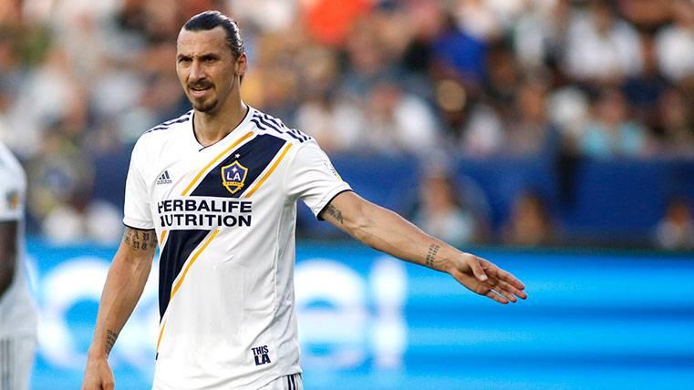 Zlatan Ibrahimovic conquista la MLS: 'Hat-Trick' para seguir su racha anotadora