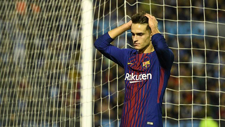 OFICIAL: El Barça confirma el tiempo de baja de Denis Suárez y André Gomes