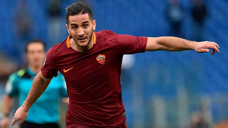 AS Roma provocó a Barcelona al