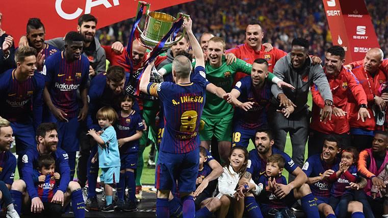 LaLiga y la RFEF se ponen de acuerdo para la final de la Copa del Rey: 25 de mayo de 2019