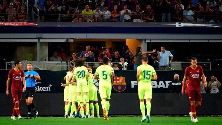 La experiencia es un grado para las jóvenes promesas del Barça