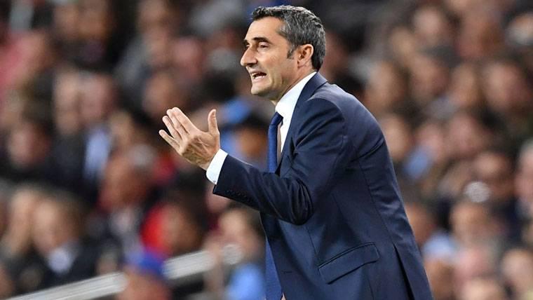 """Ernesto Valverde lo tiene claro: """"Estoy encantado con Rafinha"""""""