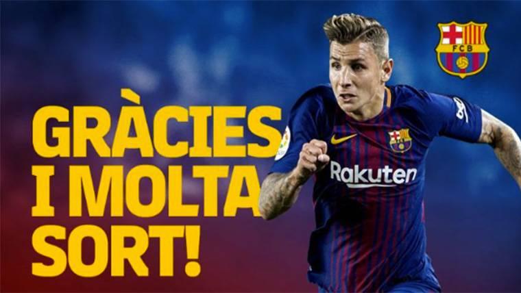 OFICIAL: El Barça hace oficial el traspaso de Digne al Everton