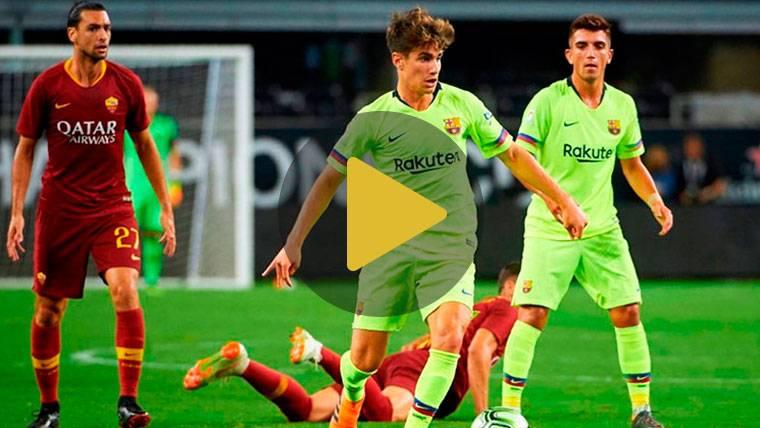 El FC Barcelona 2018-19 estrena la segunda equipación
