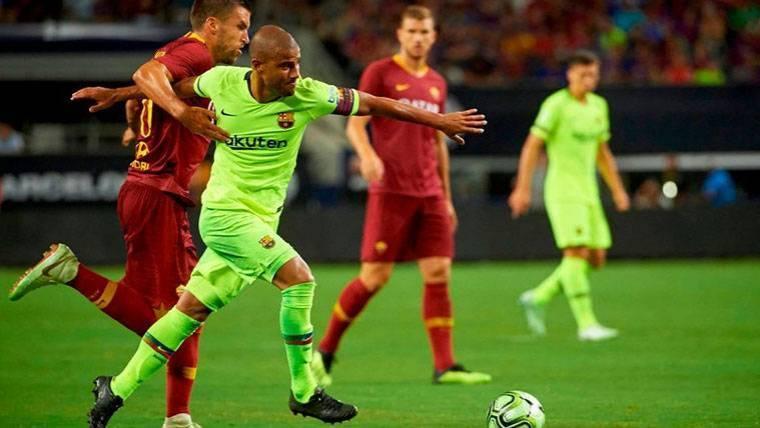 Las consecuencias del 'fichaje' de Rafinha en la plantilla del Barça