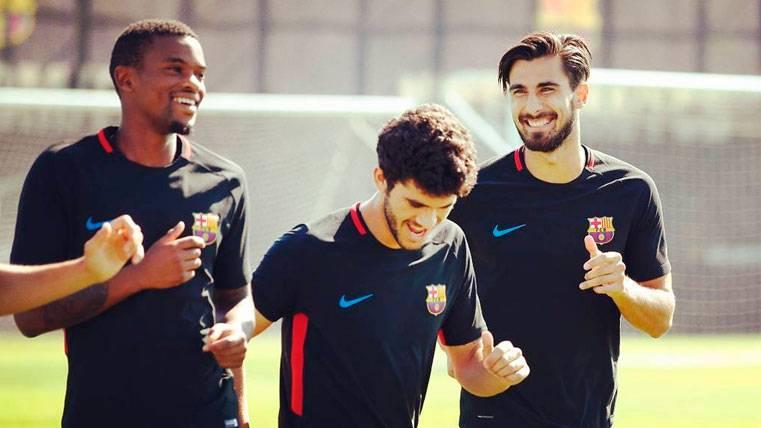 La salida de André Gomes del Barça, ¿ligada a otro fichaje para el centro del campo?