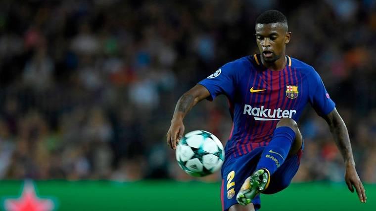 MOTIVADO: Semedo tiene entre ceja y ceja ser titular en el Barça