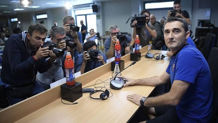 A Valverde le importan más las sensaciones que los resultados