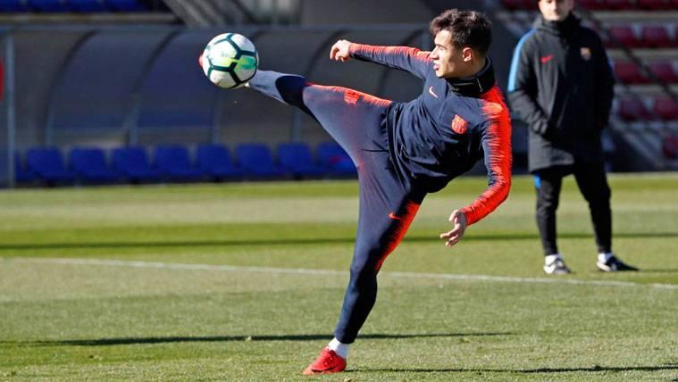 El Barça recupera este lunes al resto de los mundialistas