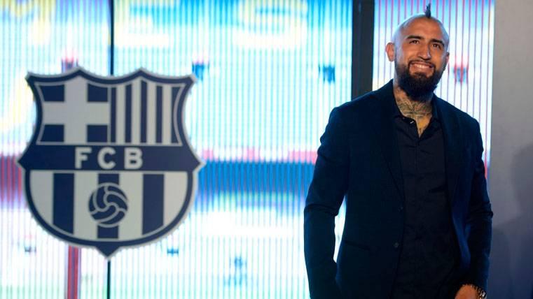 La incógnita sobre las cifras del fichaje de Arturo Vidal por el FC Barcelona