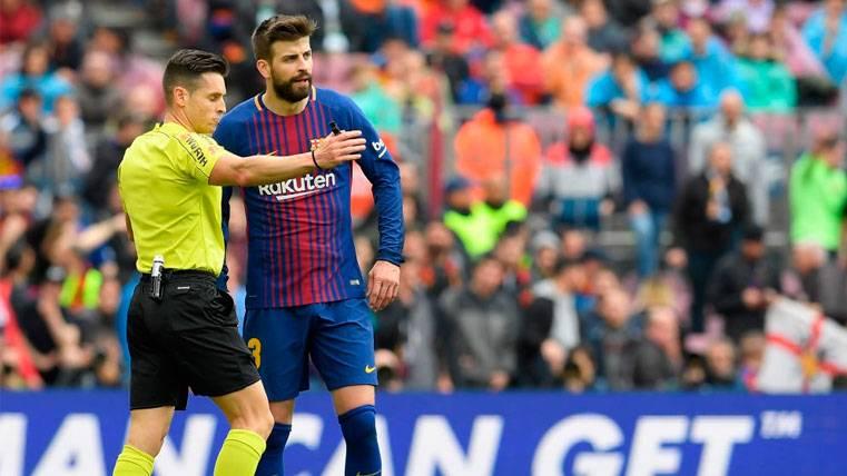VAR en España 'debutará' durante la Supercopa entre Barcelona y Sevilla