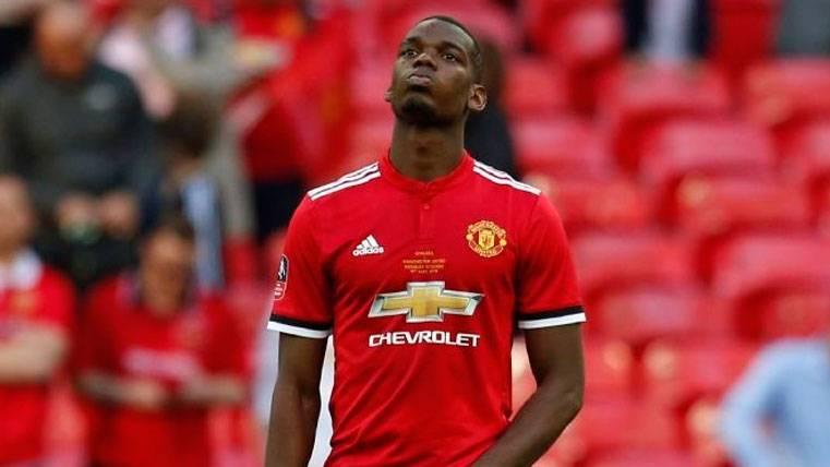 La super oferta del Barça por Pogba que habría rechazado el Manchester United