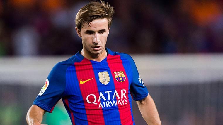 Sampdoria y Torino han preguntado al Barça por el fichaje de Sergi Samper