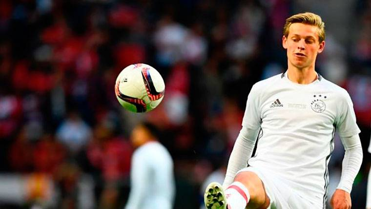 El Barça forzará la máquina para traer a De Jong este verano