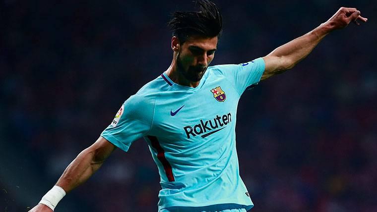La marcha de André Gomes del FC Barcelona, a contrarreloj