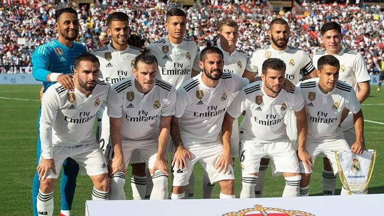 En el Real Madrid ya se han olvidado de Cristiano Ronaldo
