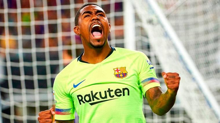 Malcom habló sobre Messi y sobre el Barça