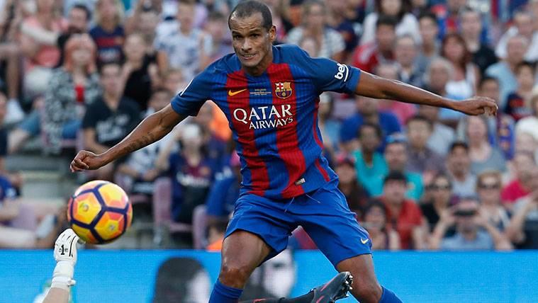 Rivaldo, encantado con los fichajes de un Barça que aspira a todo