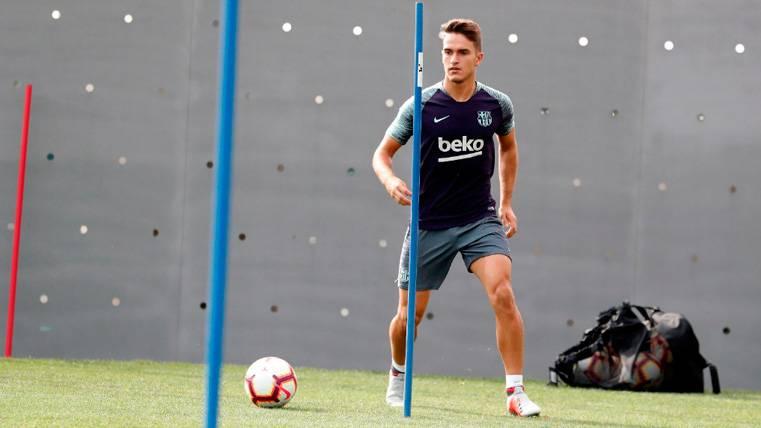 El Barcelona, optimista con las lesiones de Denis Suárez y Aleñá