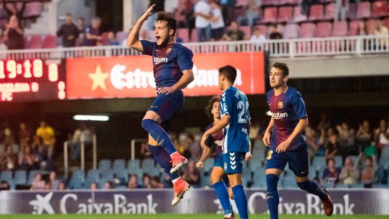 La extraña fórmula que el Barça podría utilizar en el traspaso de José Arnáiz