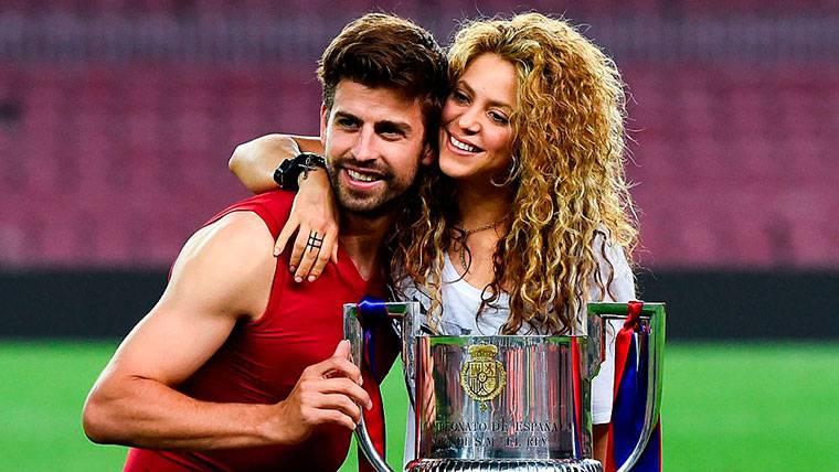El mensaje de Shakira a Gerard Piqué tras dejar la selección
