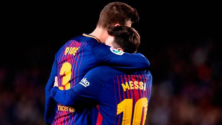 Messi lo guisó y Piqué lo marcó: ¡Así empató el Barça al Sevilla!