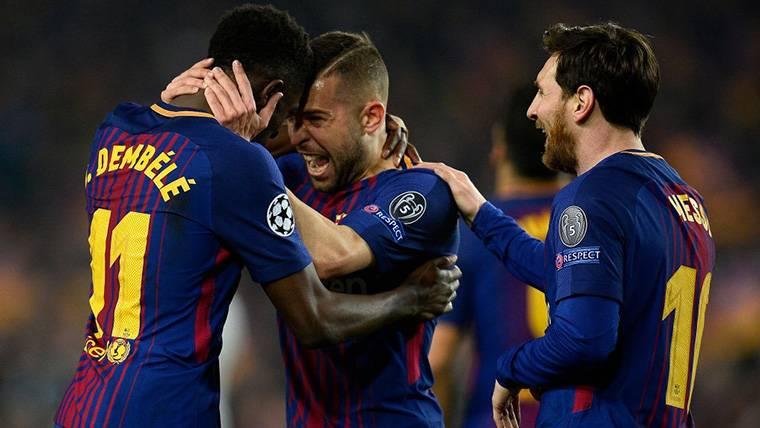 ¡Golazo descomunal de Dembélé para ganar la Supercopa!