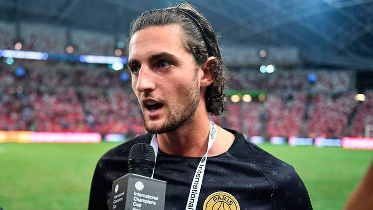 El mensaje de Tuchel que deja en el aire el posible fichaje de Rabiot por el Barça