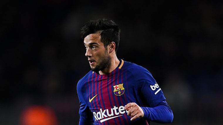 El Barça habría cerrado el traspaso de Arnáiz al Leganés