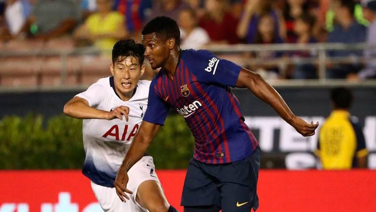 Giro radical en la situación de Marlon Santos en el Barça