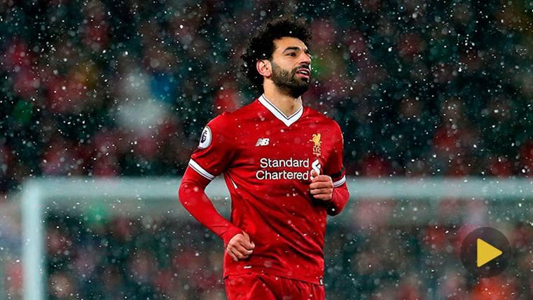 SURREALISTA: Mohamed Salah podría ser multado, ¡por una denuncia del Liverpool!