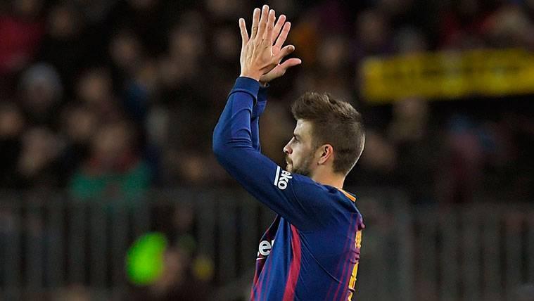 El gol, la faceta que Gerard Piqué quiere seguir trabajando en el Barça
