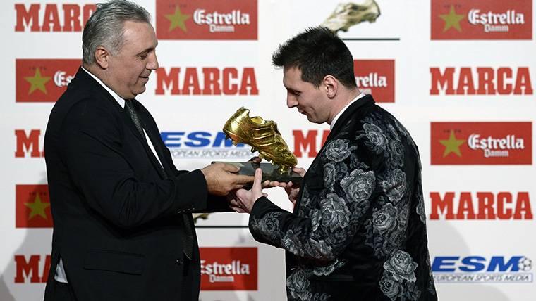 Defensa voraz de Stoichkov a Messi por las críticas recibidas