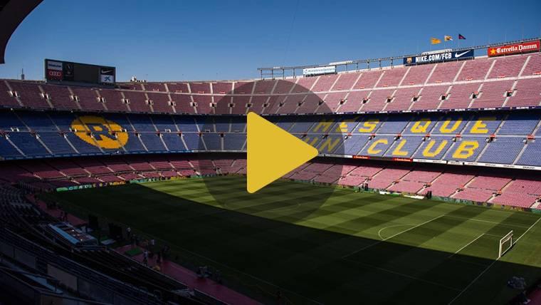 EN DIRECTO: Sigue la presentación del FC Barcelona 2018-19