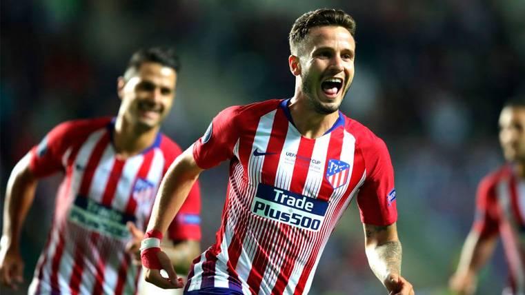 El Atlético gana la Supercopa de Europa tras enterrar al Madrid en la prórroga (2-4)