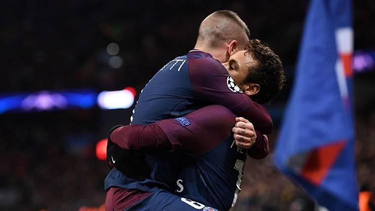 Verratti y Neymar, la clave de los nuevos fichajes del FC Barcelona