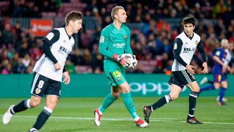 El Barça empieza a confiar en la continuidad de Jasper Cillessen