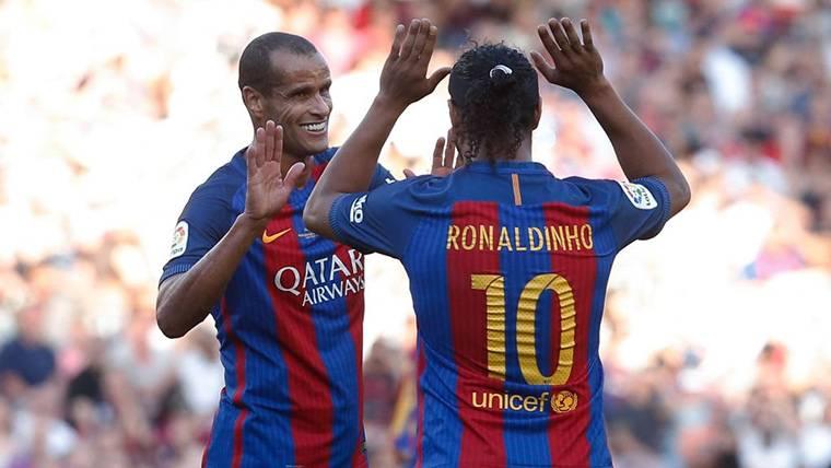 Rivaldo deja las cosas claras sobre Pogba y el FC Barcelona
