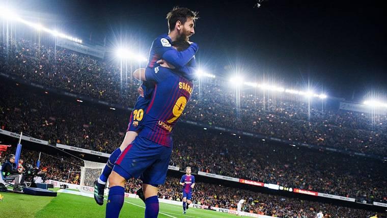 'Doblete' de Messi para iniciar LaLiga en busca de otro Pichichi