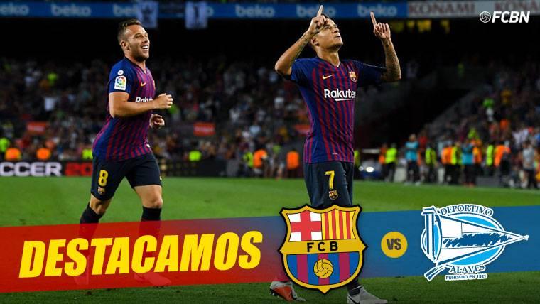 El Barça encadena 10 debuts ligueros seguidos ganando