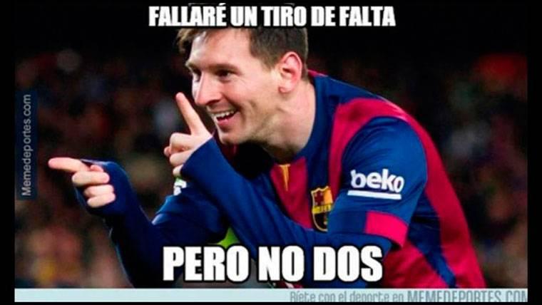Estos son los mejores 'memes' del FC Barcelona-Alavés
