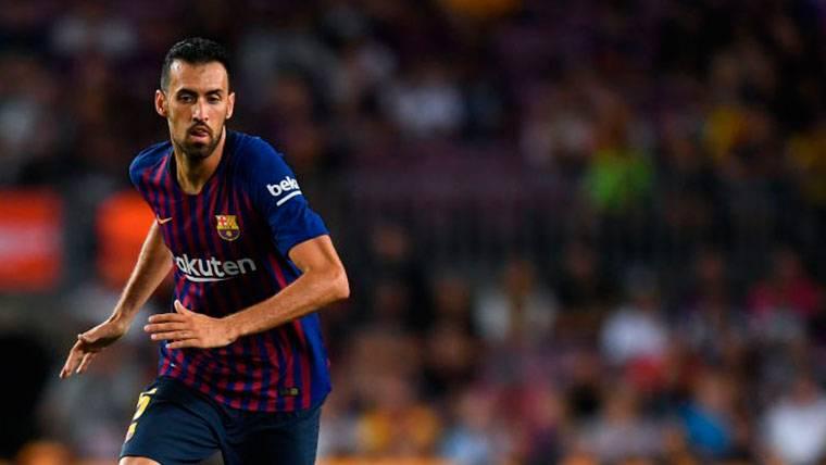 Acuerdo entre el Barça y Sergio Busquets para su renovación