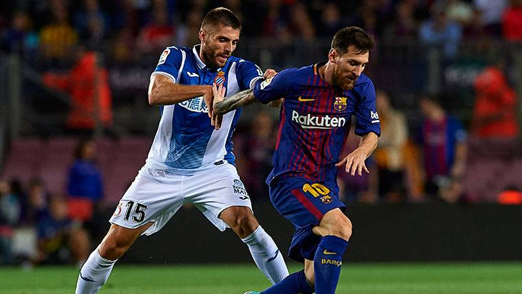 El Barça le arrebata al Espanyol un récord histórico en Liga